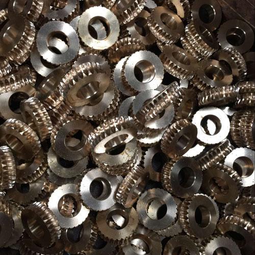逸加铜蜗轮
